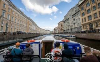 Гостеприимный Петербург 2021