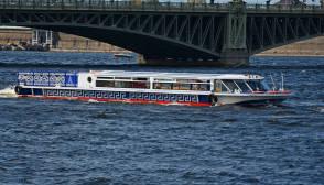 Открытие навигации 2020 в Санкт-Петербурге!