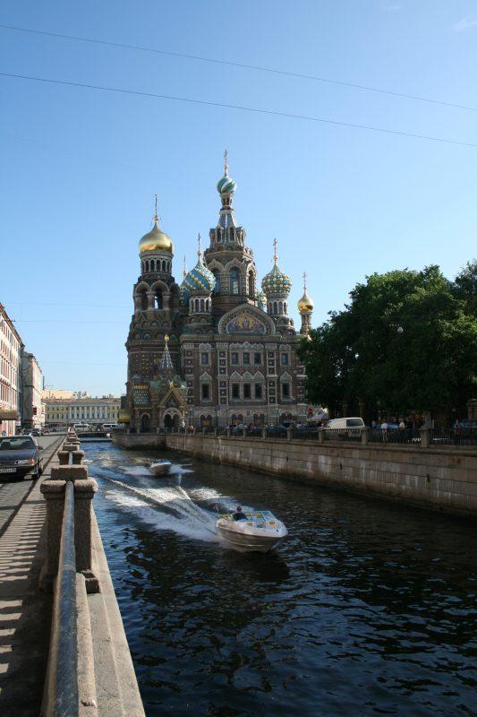 экскурсии по рекам и каналам